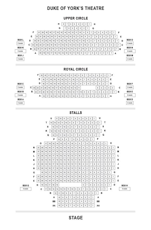 Donald Gordon Theatre Cardiff Seating Plan Tickets To